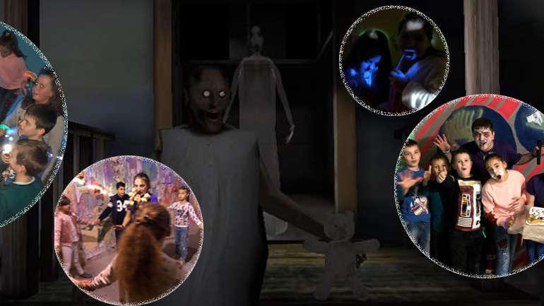 Хоррор квест «Дом страшной Гренни»