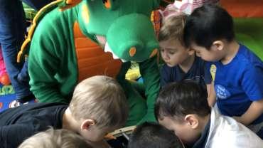 Вечеринка с Динозавром